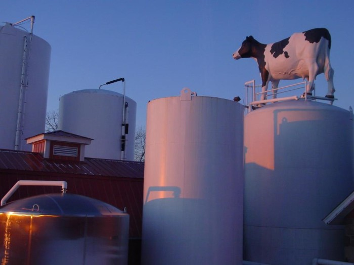 10. Jilbert Dairy, Marquette