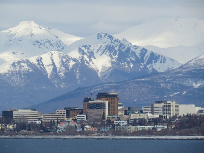 Anchorage Alaska Is The Best City In America