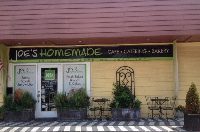 7. Joe's Homemade Cafe: Ranked #1 out of 675 Restaurants in Savannah & 4.5 Stars in Yelp—5515 Waters Ave, Savannah, GA 31404