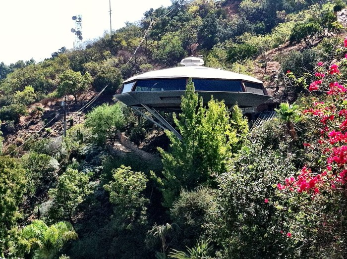 3. The Chemosphere House in Los Angeles