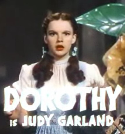 5. The character of Dorothy Gale was inspired by an Irving, Kansas resident (named Dorothy Gale) who was found buried in a mud puddle after a deadly tornado.