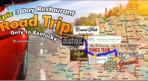 This Epic 3-Day Restaurant Road Trip In Kentucky Will Make Your Mouth Explode