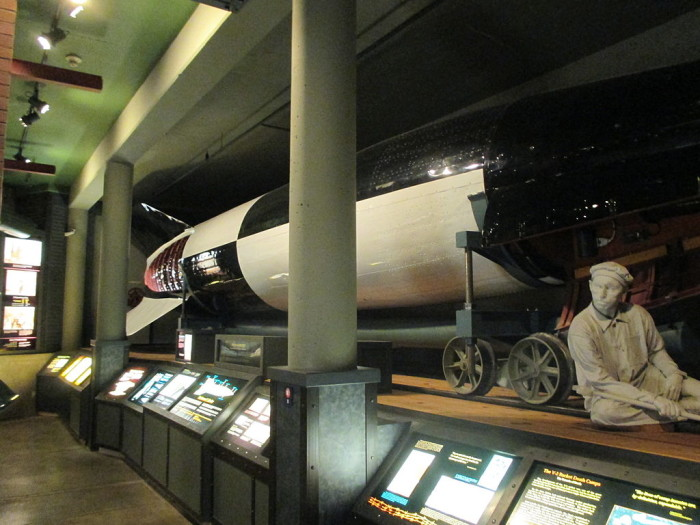 6. The Cosmosphere in Hutchinson is home to the largest combined collection of U.S. and Russian spaceflight artifacts in the world.