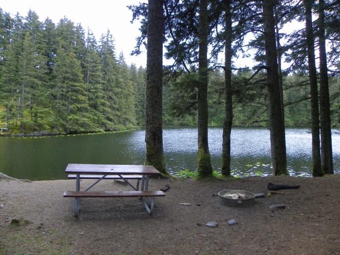 9. Lake Gertrude – Kodiak