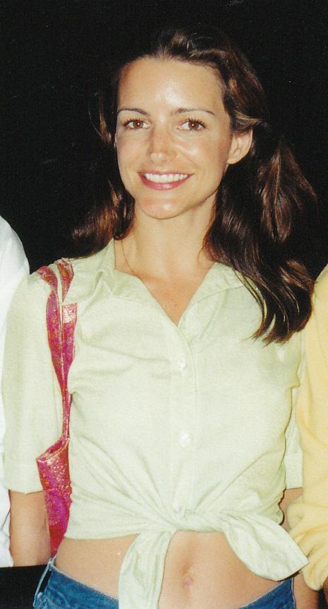 8.) Kristin Davis
