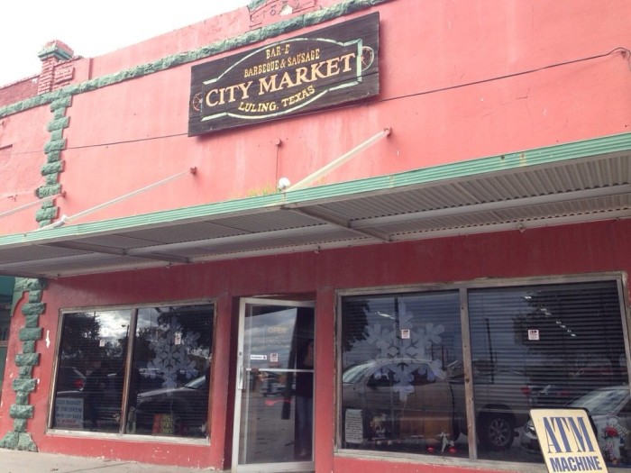 3. City Market (Luling)
