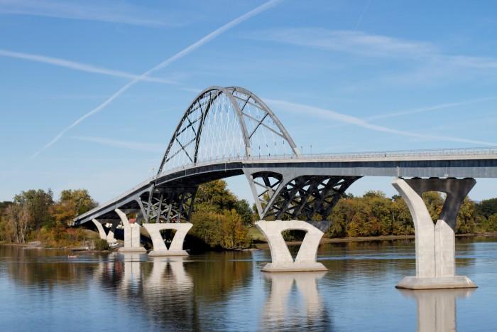 9. Lake Champlain Bridge, Crown Point