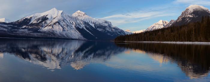 10 . Lake McDonald View