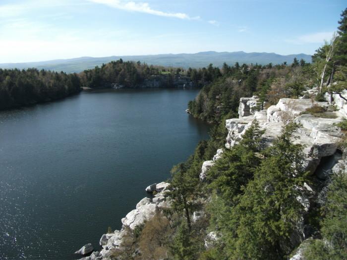 9. Minnewaska State Park Preserve, Kerhonkson