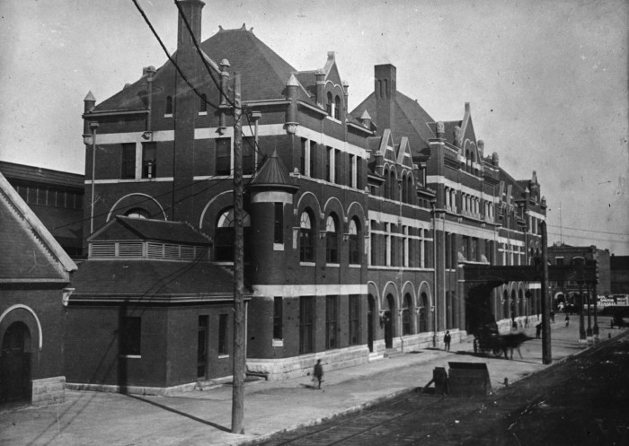 1. Union Station, Montgomery, circa 1900
