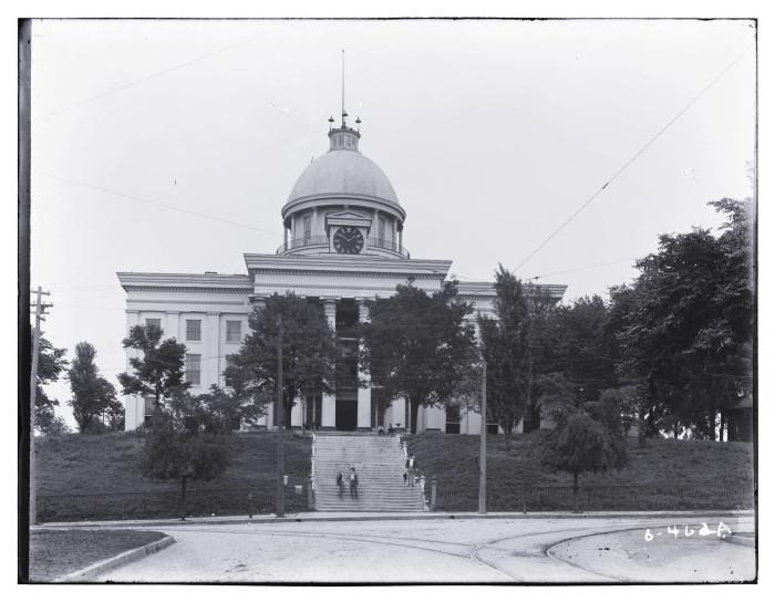 4. Alabama State Capitol, Montgomery, 1902