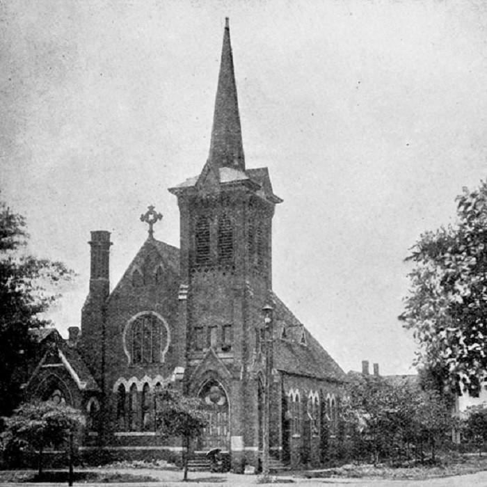 2. 16th Street Baptist Church, Birmingham, 1908