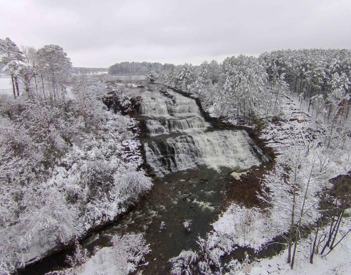 7) Larkwood Falls