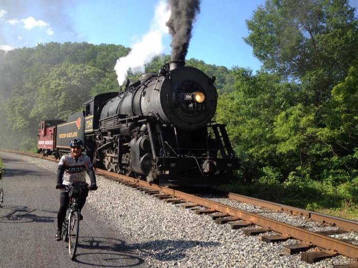 6. Great Allegheny Passage