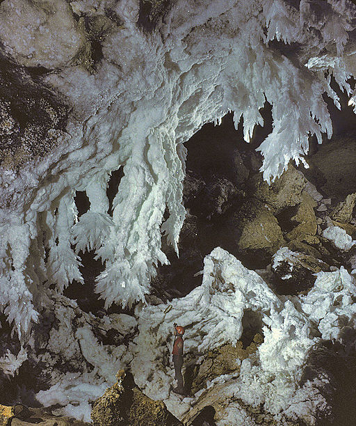 1. The deepest cave in the nation is in New Mexico.