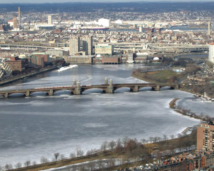 2. Charles River