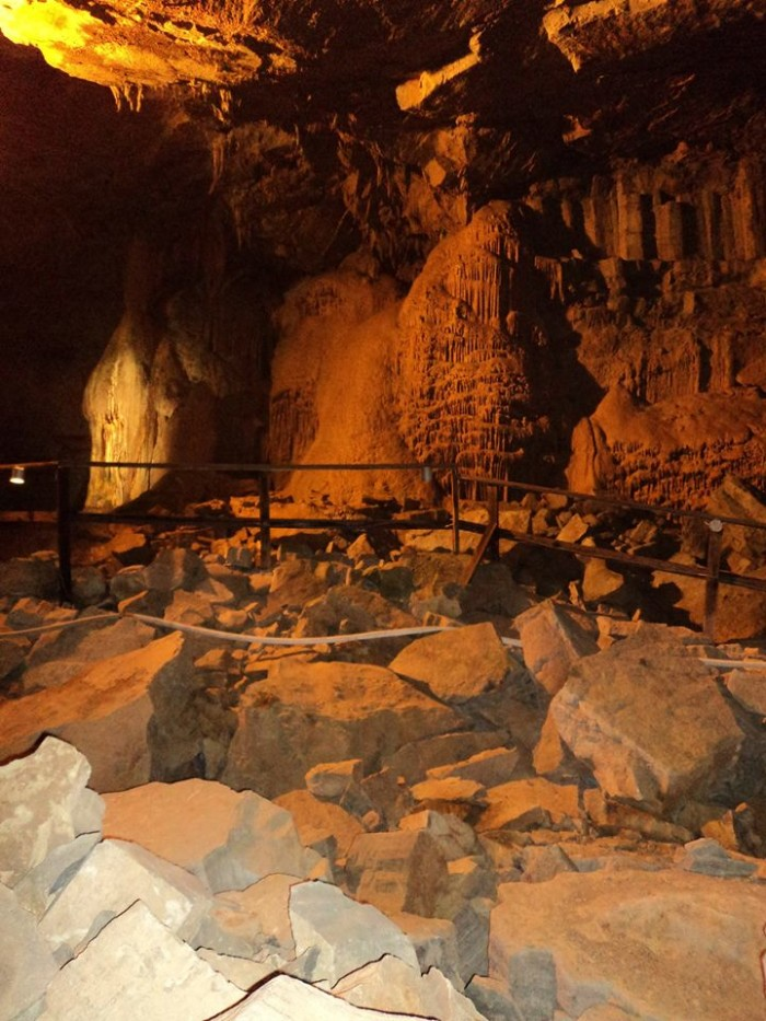 4. Lost World Cavern