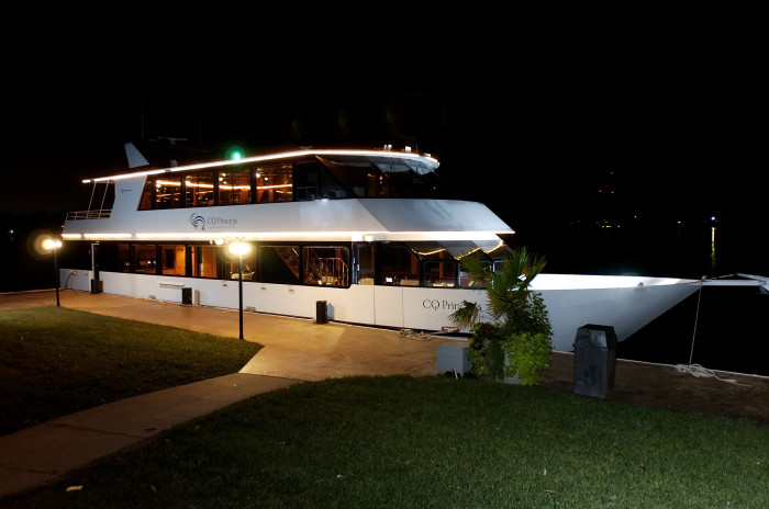 6. Take a luxury river cruise.