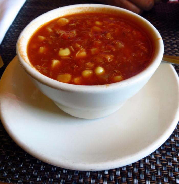 15. Maryland Crab Soup