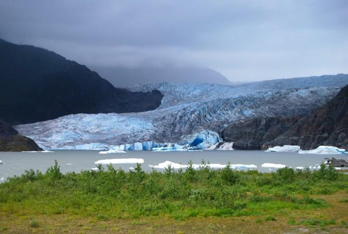 10. Mendenhall Glacier – Juneau