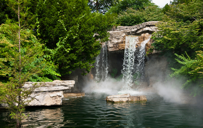10 Enchanting Urban Waterfalls In Missouri