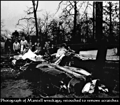 8. The Mayesville UFO Crash