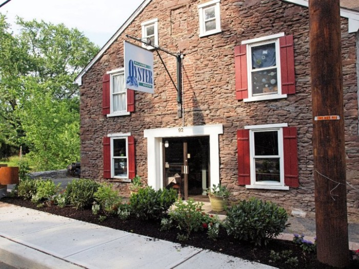 7. Milford Oyster House, Milford