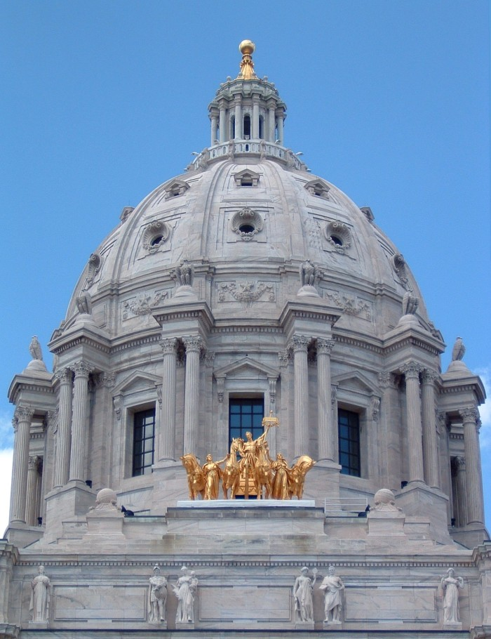 8. MN State Capitol