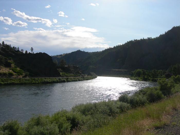 3. The Missouri River