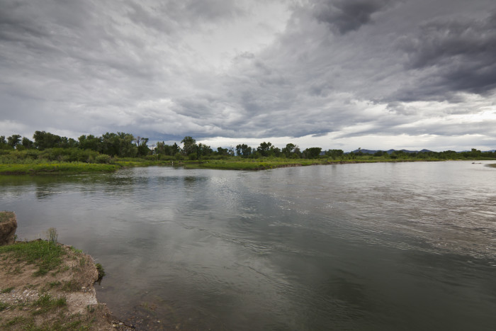 3. Missouri River Headwaters State Park, Three Forks