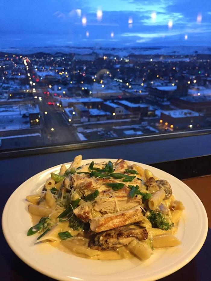 4. Montana Sky Restaurant