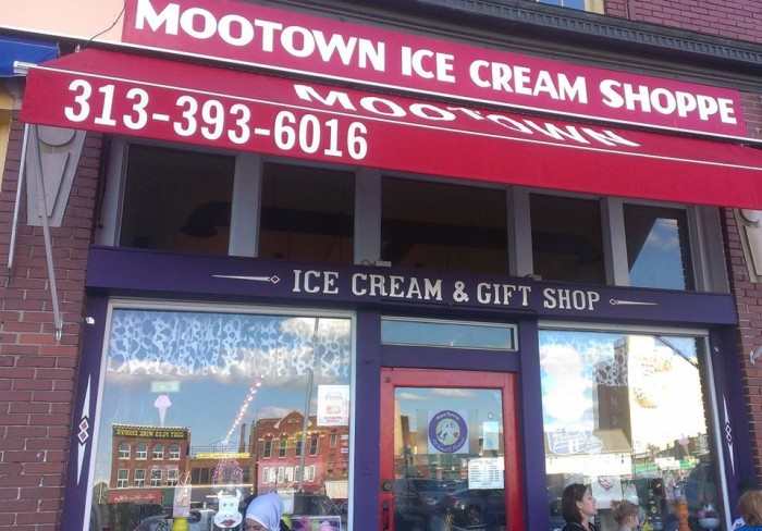 11. Mootown Ice Cream & Dessert Shoppe, Detroit