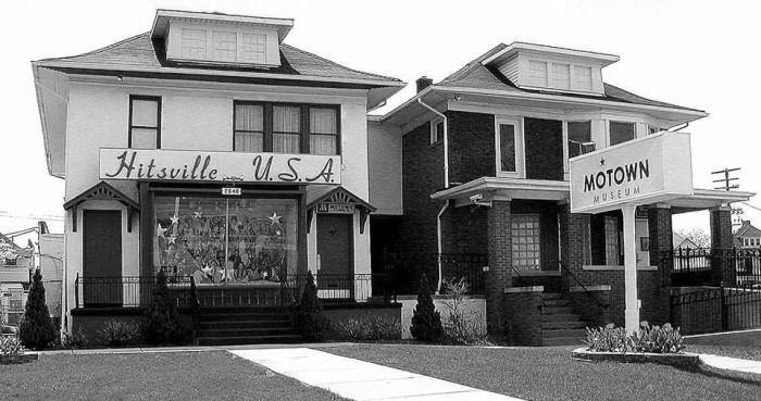8. Motown Museum, Detroit