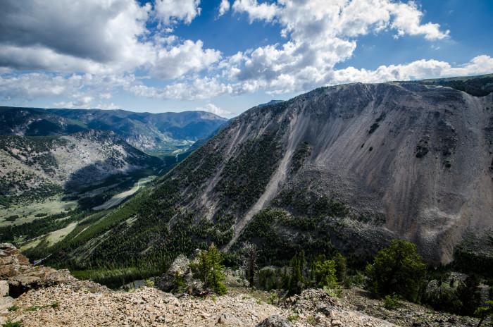 7. Beartooth Mountains