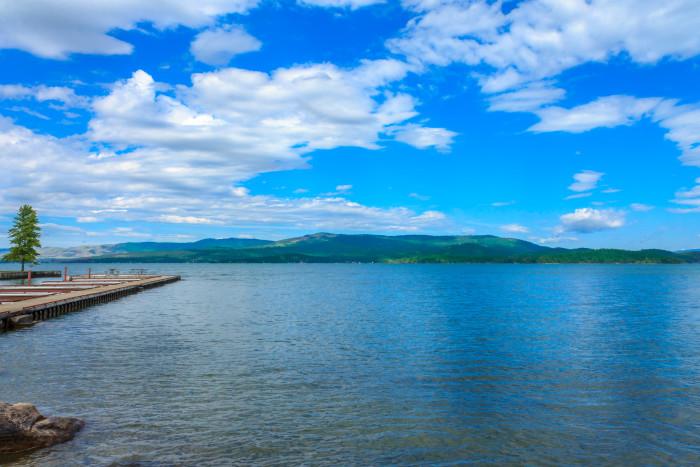 4. So does Flathead Lake.