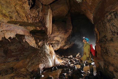 2. Mystic Cave