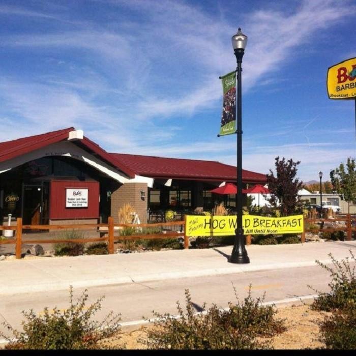 3. BJ's Nevada Barbecue Company, 80 E Victorian Ave, Sparks, NV 89431