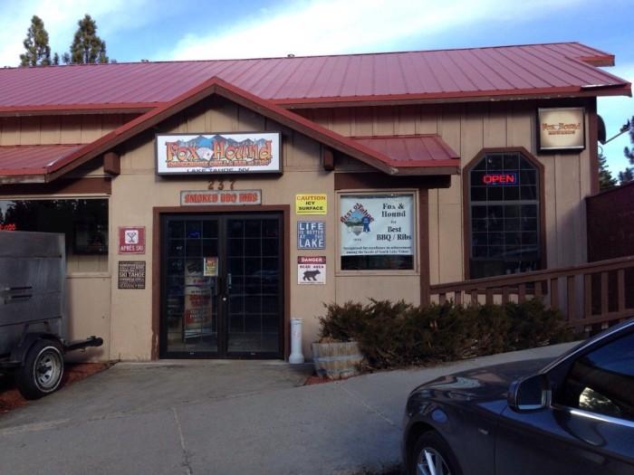 8. Fox & Hound Smokehouse Grill & Bar, 237 Tramway Dr, Stateline, NV 89449