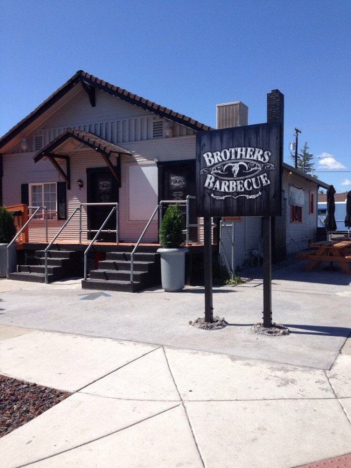 5. Brothers Barbecue, 463 Roberts St, Reno, NV 89502