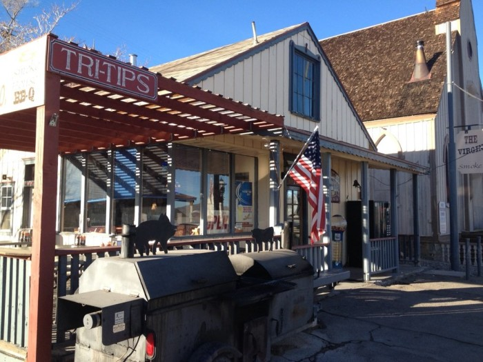 2. Virginia City Jerky Co. & Smoke House BB-Q, 204 S C St, Virginia City, NV 89440