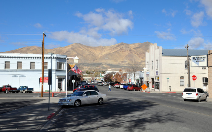 10. With an annual average of 201 sunny days, Winnemuca is one of the sunniest towns in Nevada.