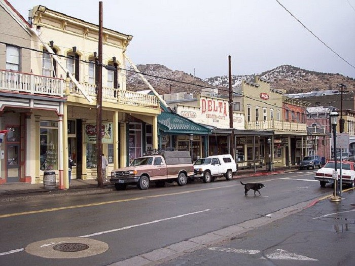 5. Many people believe Virginia City is the most haunted town in the U.S.