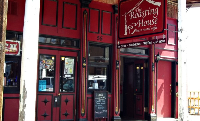 10. The Roasting House - Virginia City, NV
