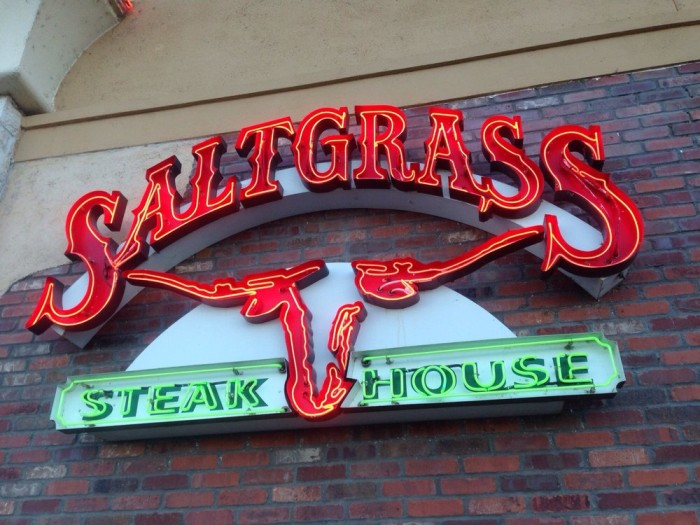 9. Saltgrass Steak House, 2300 S Casino Dr, Laughlin, NV 89028