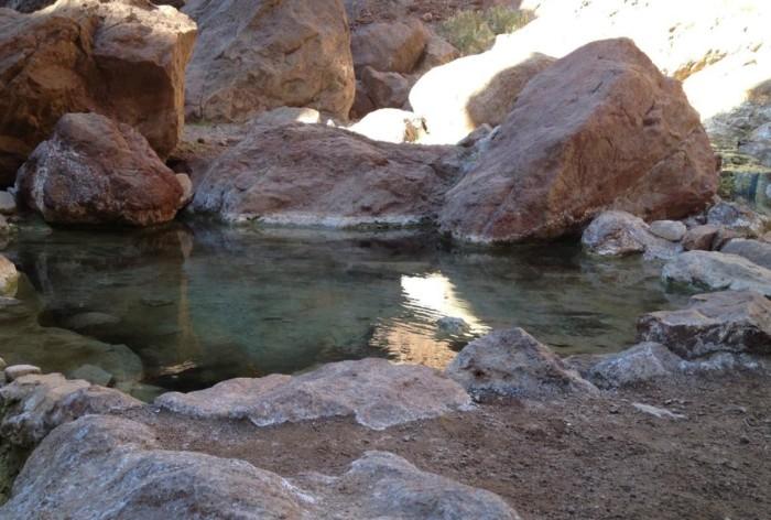 1. Gold Strike Hot Springs - Boulder City, NV