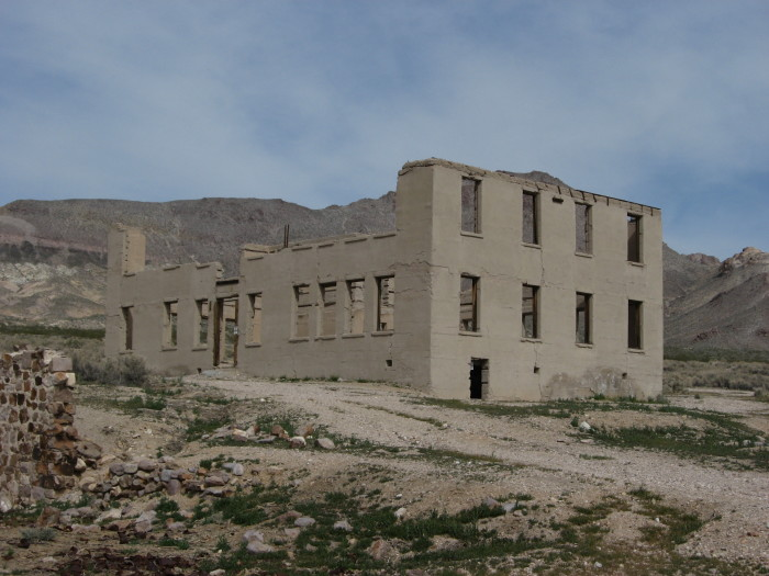 3. Ghost Towns