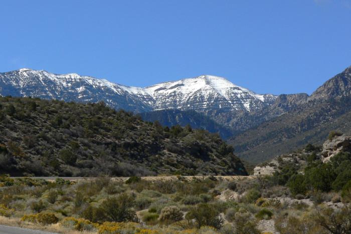10. Mountain Ranges