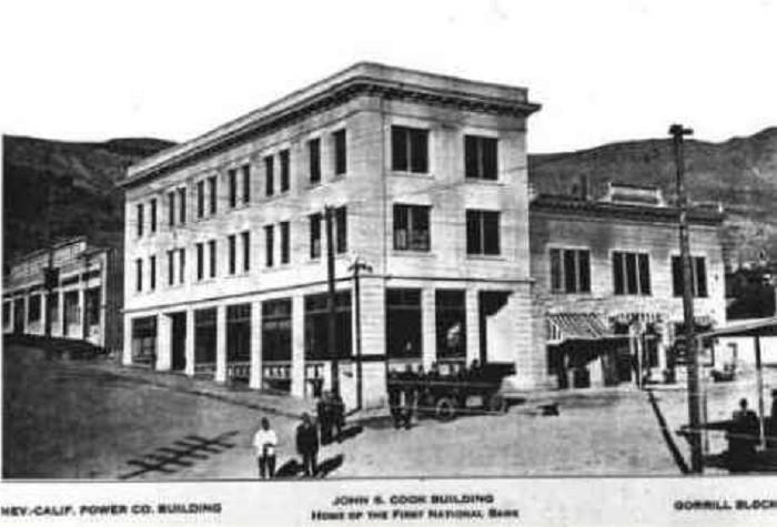 2. Rhyolite Ghost Town - 1908