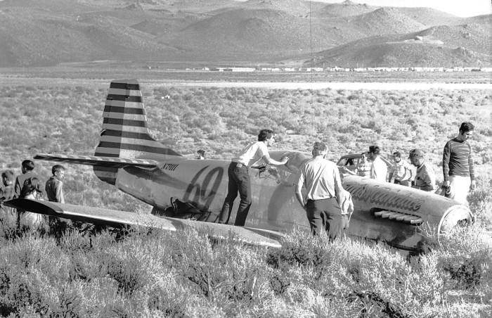13. N79111, Reno, Nevada, 1970