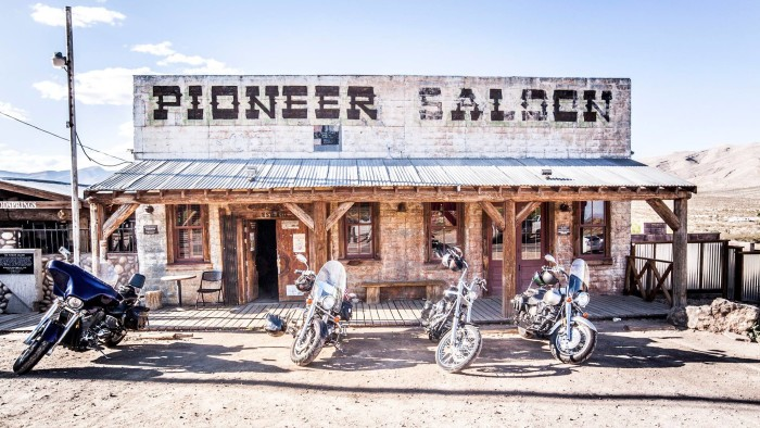 2. Pioneer Saloon, 310 W Spring St, Goodsprings, NV 89019